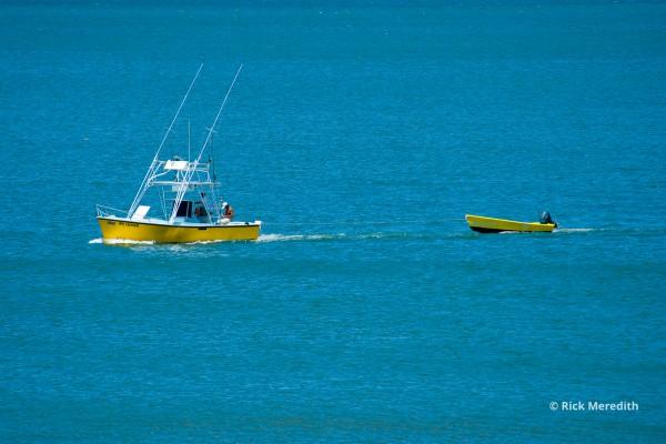 Boats, Costa Rica